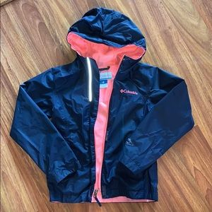 Colombia girls spring jacket